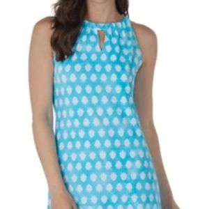 NWT Jude Connally Lisa S Foulard Dress Siz…
